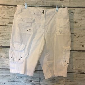 Style & Co. Womens Cropped Pants, Sz 14